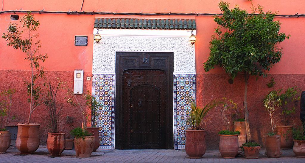 Riad Morocco Sky