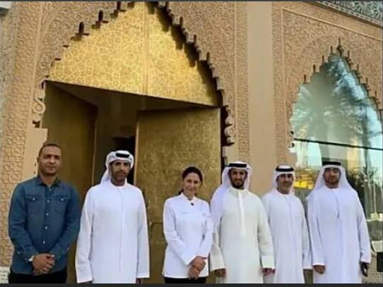 Bab Al Mansour Restaurant
